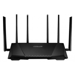 ROUTER ASUS RT-AC3200  802,11ac/abgn TriBand 5xLAN/1xWAN